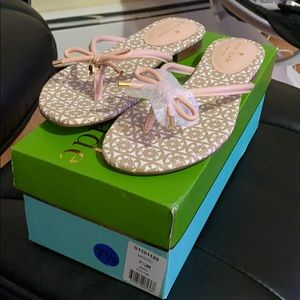 Kate spade sandals 7.5